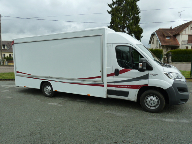 Vehicules D Occasion Le Camion Magasin